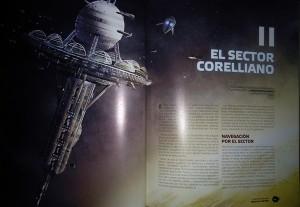 Capítulo 2: El Sector Corelliano
